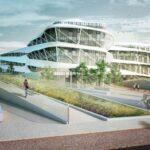 L'architettura diventa terapeutica all'ospedale infantile Stella Maris di Pisa