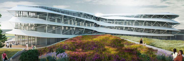 Ospedale infantile Stella Maris di Pisa: architettura green e terapeutica