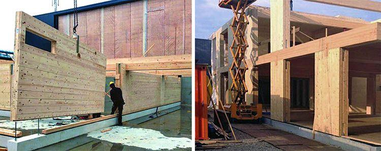 La costruzione del Geelen Counterflow