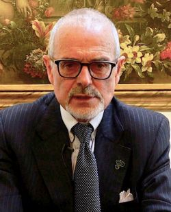 Gianluca Santilli, presidente dell'Osservatorio Bikeconomy