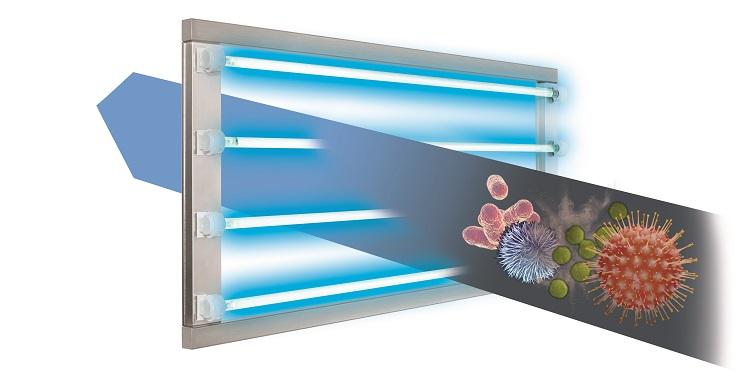 Lampade germicide UV-C