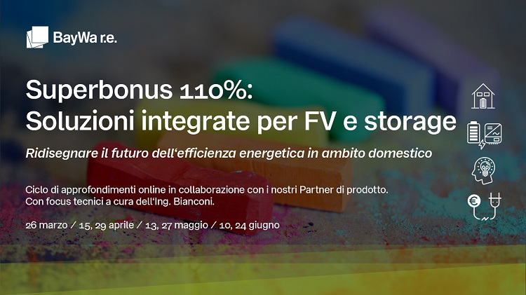 Soluzioni FV integrate per il Superbonus 110%: SMA e LG Energy Solution