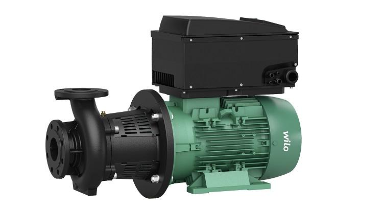 Wilo-CronoBloc-BL-E: elettropompe monoblocco elettroniche a motore ventilato