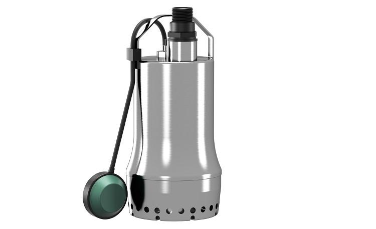 Wilo-Drain TS/TSW 32: elettropompa sommergibile per installazione mobile