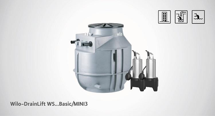 DrainLift WS 40E basic/mini3 V04/T06-540