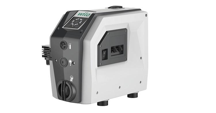 Wilo-Isar BOOST5: sistemi di pressurizzazione idrica monoblocco con inverter