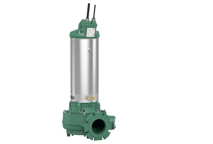 Wilo-Rexa SOLID-Q: elettropompa sommergibile per acque reflue