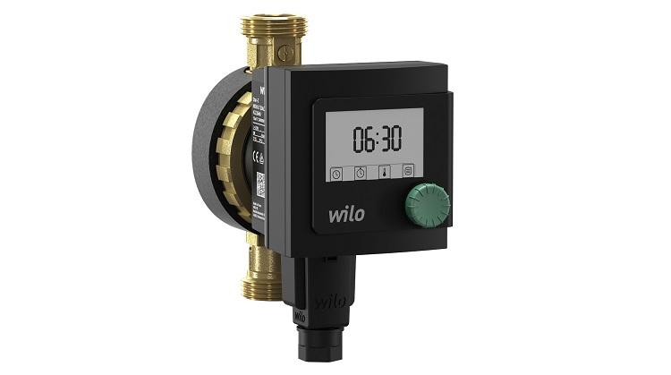 Wilo-Star-Z NOVA T: circolatori per ricircolo acqua calda sanitaria