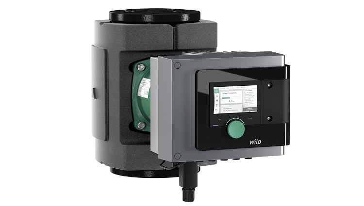 Wilo-Stratos MAXO: circolatori ad alta efficienza