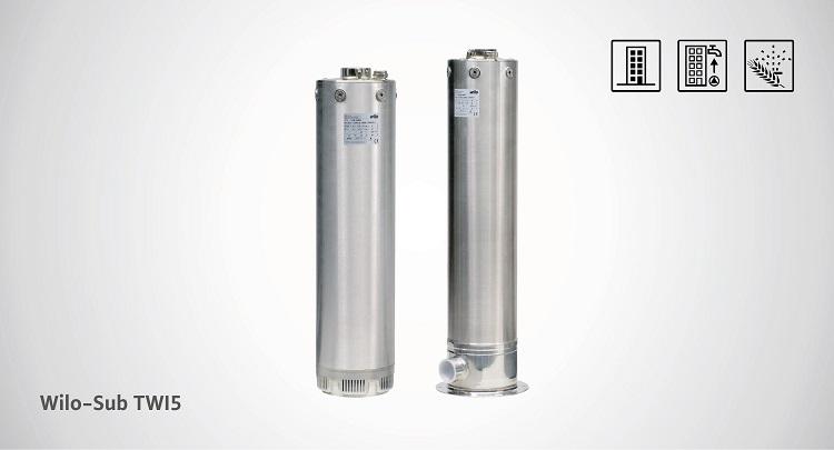 Elettropompa Wilo-Sub TWI5