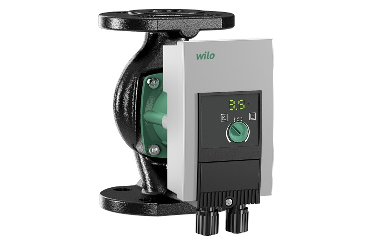 Wilo-Yonos MAXO: circolatori ad alta efficienza