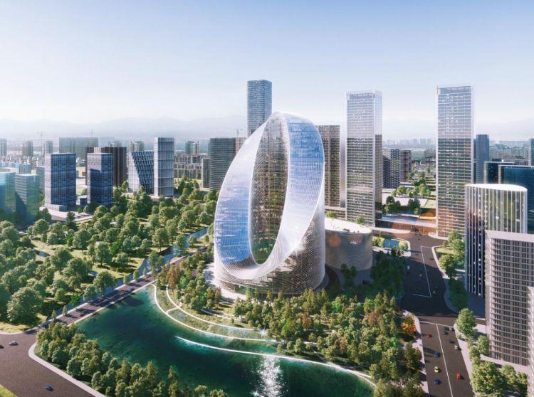 Headquarters Oppo: innovazione ambientale, economica e sostenibilità sociale