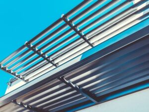 5 soluzioni per ombreggiare gli edifici