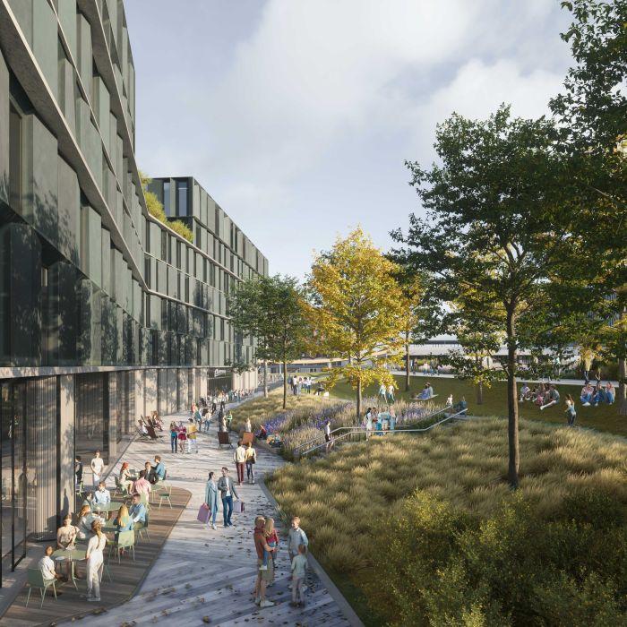 MoLeCoLa, progetto vincitore del bando Reinventing Cities del quartiere Bovisa a Milano