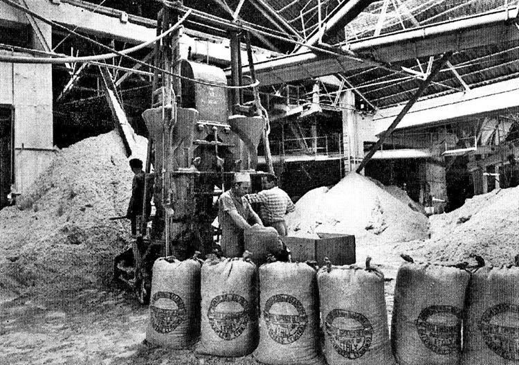 Produzione amianto in Italia, Stabilimento di Balangero