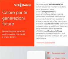 Nuova Vitodens serie 100: calore per le generazioni future 19