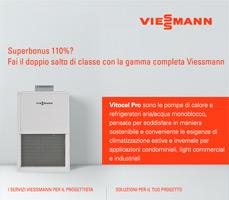 Superbonus, fai il doppio salto di classe con le soluzioni Viessmann! 16