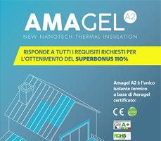 Ottieni il Superbonus 110% con Amagel A2 10