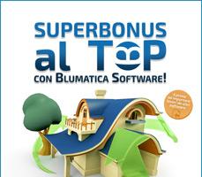 Superbonus al Top con i Software Blumatica 12