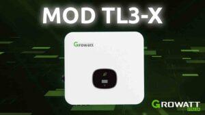 Inverter trifase MOD TL3-X