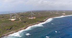 Pale eoliche che resistono ai venti caraibici. Un primato tutto italiano