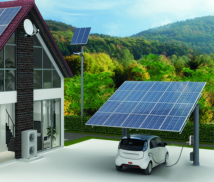 Pensilina fotovoltaica per la mobilità elettrica: ecco perché installarla