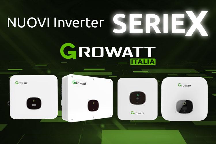 La nuova Serie X sbarca sul mercato: più innovazione, più tecnologia, più funzionalità avanzate