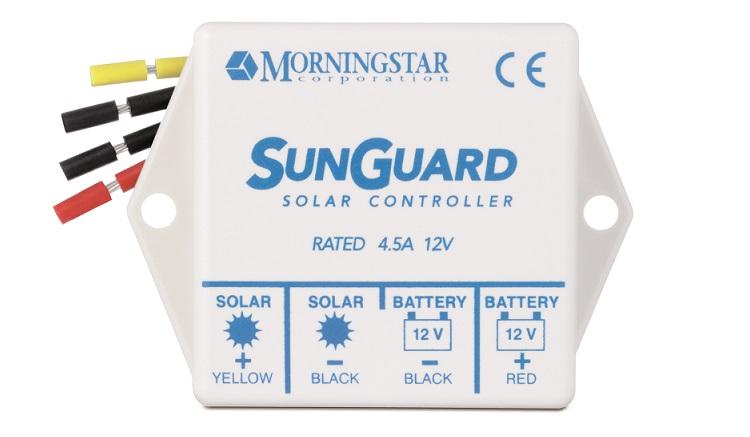 Regolatore di carica SunGuard™