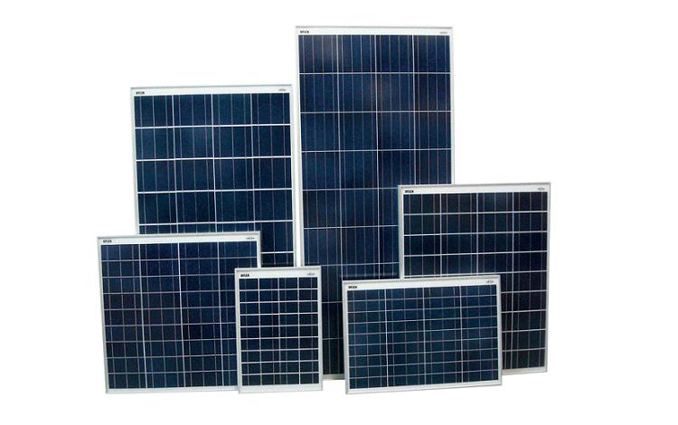 Moduli fotovoltaici con celle in silicio cristallino