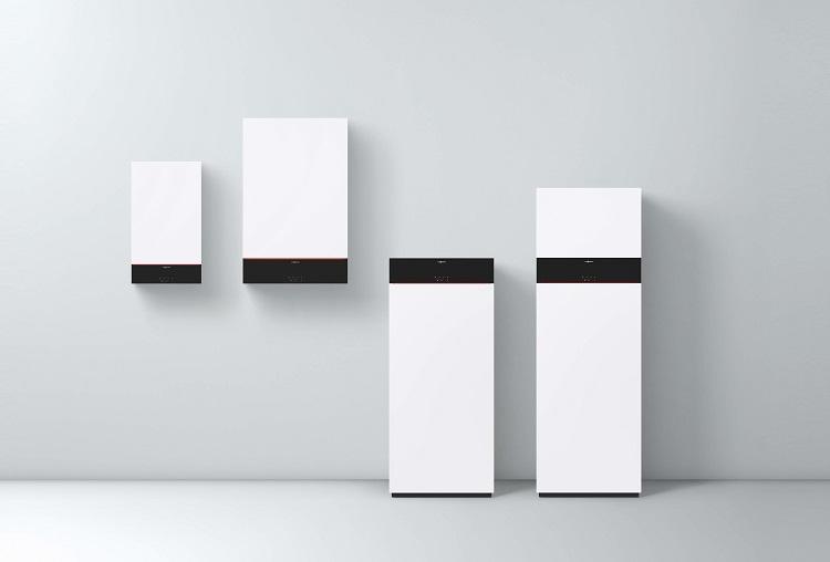 Vitodens serie 100: caldaie a condensazione digitali e green