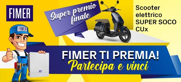 """""""FIMER ti premia"""": aperto il concorso a premi dedicato agli inverter PVS-10/33-TL"""