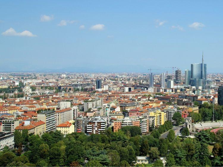 Forestami, 3 milioni di alberi per la città metropolitana di Milano