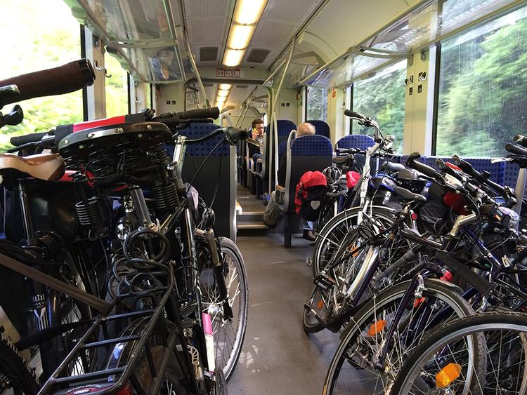 Mobilità sostenibile e attiva