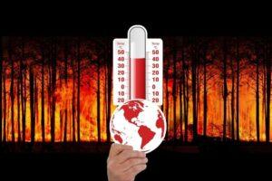 Clima: forte rischio di raggiungere un aumento di 1,5 °C nei prossimi cinque anni