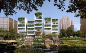 The Cove: l'hub per le scienze immerso nel verde