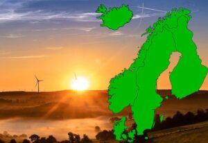 Transizione energetica in Europa: l'ascesa della Scandinavia