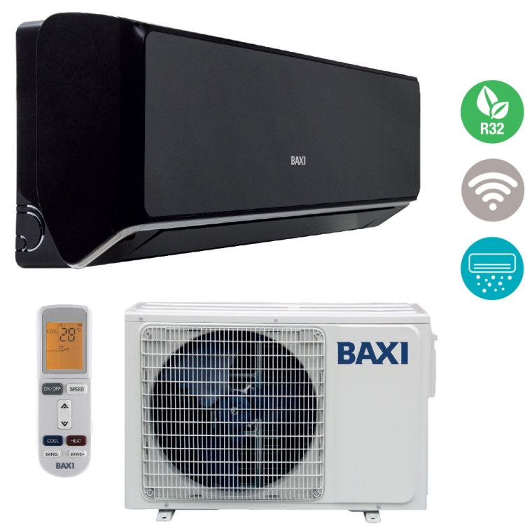 Climatizzatore Baxi Halo