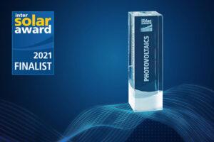 The Smarter E 2021 proclama i suoi finalisti