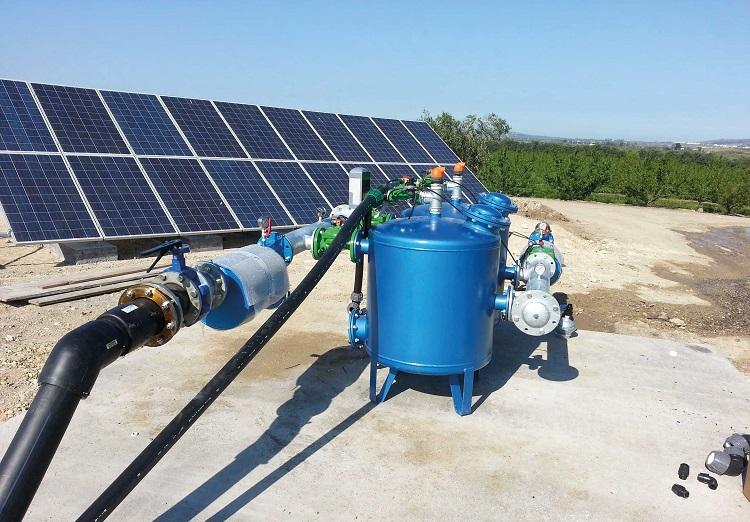 Sistemi di pompaggio acqua fotovoltaici Lorentz PS2