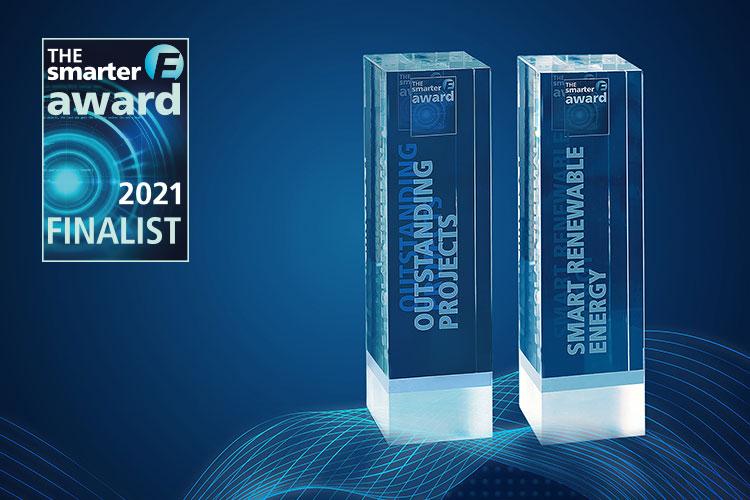 The smarter E AWARD 2021