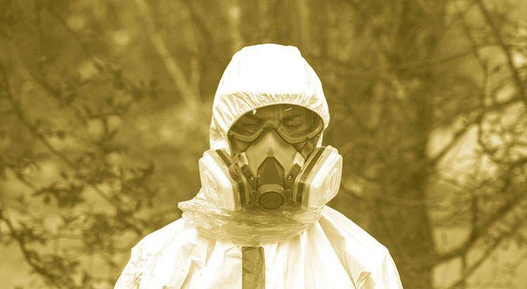 Rimozione amianto: obbligo DPI