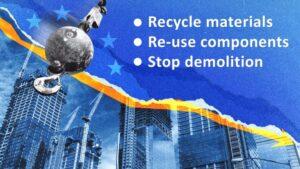 Impatto climatico degli edifici: partiamo dai materiali