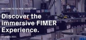 FIMER apre le porte dell'azienda con un Virtual Tour