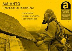 Metodi di bonifica dell'amianto (o asbesto)