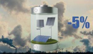 L'inquinamento diminuisce la resa degli impianti fotovoltaici