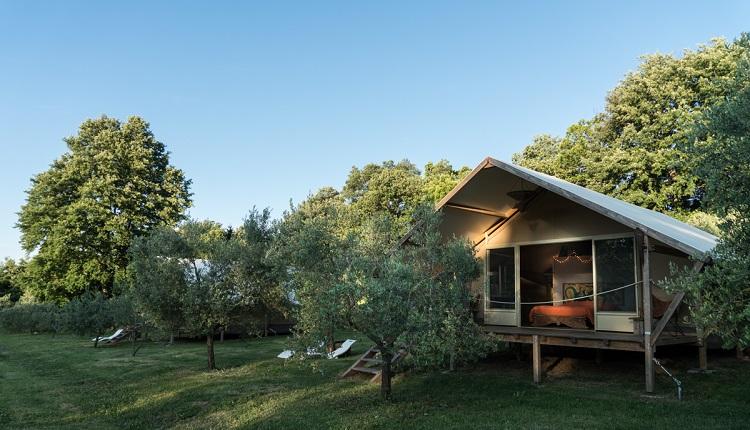Luxury Tent Sant'Egle