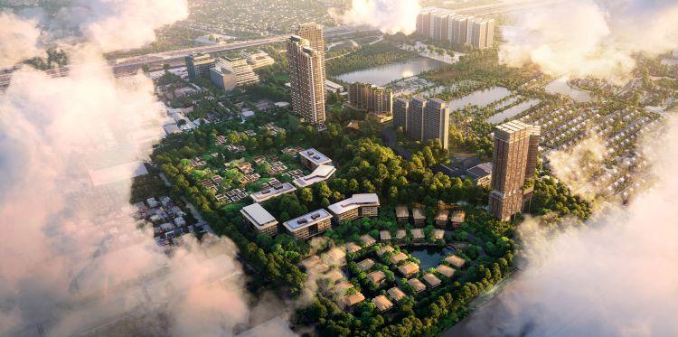 The Forestias: un modello di vita urbana più sana e felice