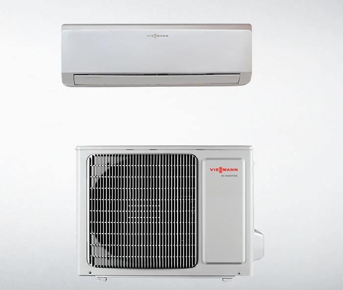Viessmann, climatizzatore Vitoclima 200-S Comfort