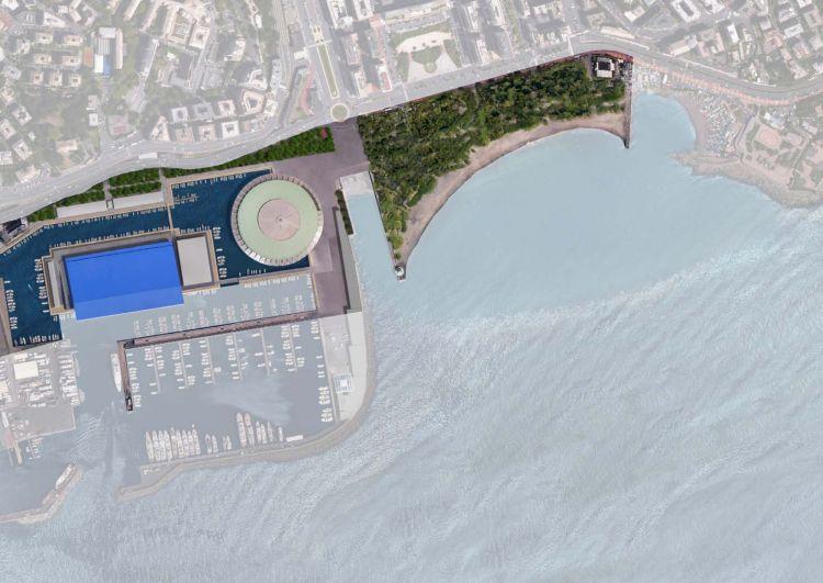 Il masterplan di Renzo Piano del Waterfront di Levante di Genova