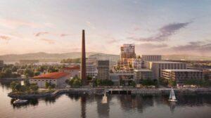 San Francisco: da centrale elettrica a nuovo quartiere sostenibile